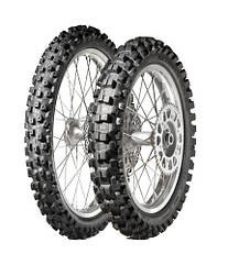 Спортивная мотопокрышка Dunlop Geomax MX52 100/90-19TT 57M