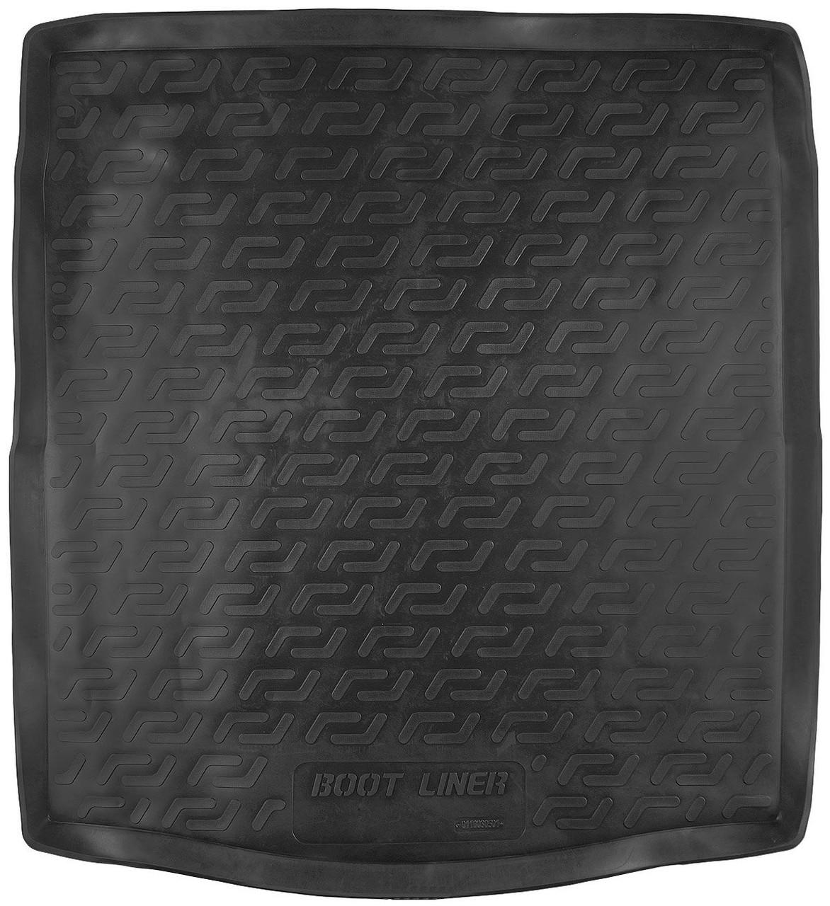 Коврик в багажник для Mazda 6 SD (12-) полиуретановый 110030501