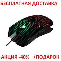 Мышь компьютерная проводная USB A112 / FC5215 Blister case WiRed mouse for PC, фото 1