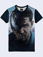Мужская футболка Venom Веном Эдди Брок