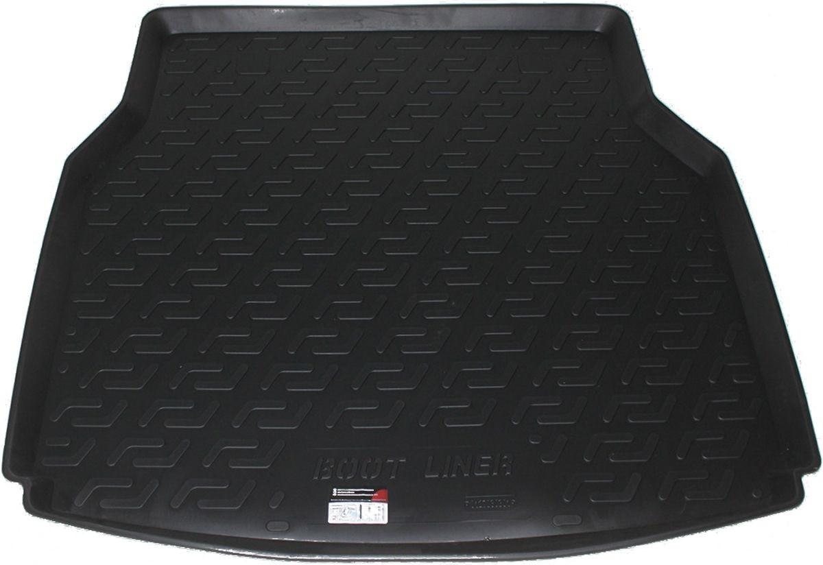 Коврик в багажник для Mercedes-Benz C (S203) UN (01-07) полиуретановый 127030301