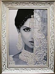 Набор для вышивки бисером картины Шанти