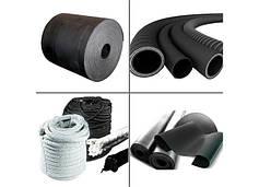 Уплотнительные и термоизоляционные материалы