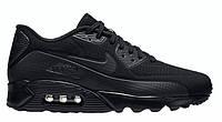 "Кроссовки Nike Air Max 87 ""North Black"" - ""Черные""  (Копия ААА+)"