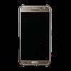 Дисплей (экран) для Samsung J530 Galaxy J5 (2017) + тачскрин, золотистый, TFT