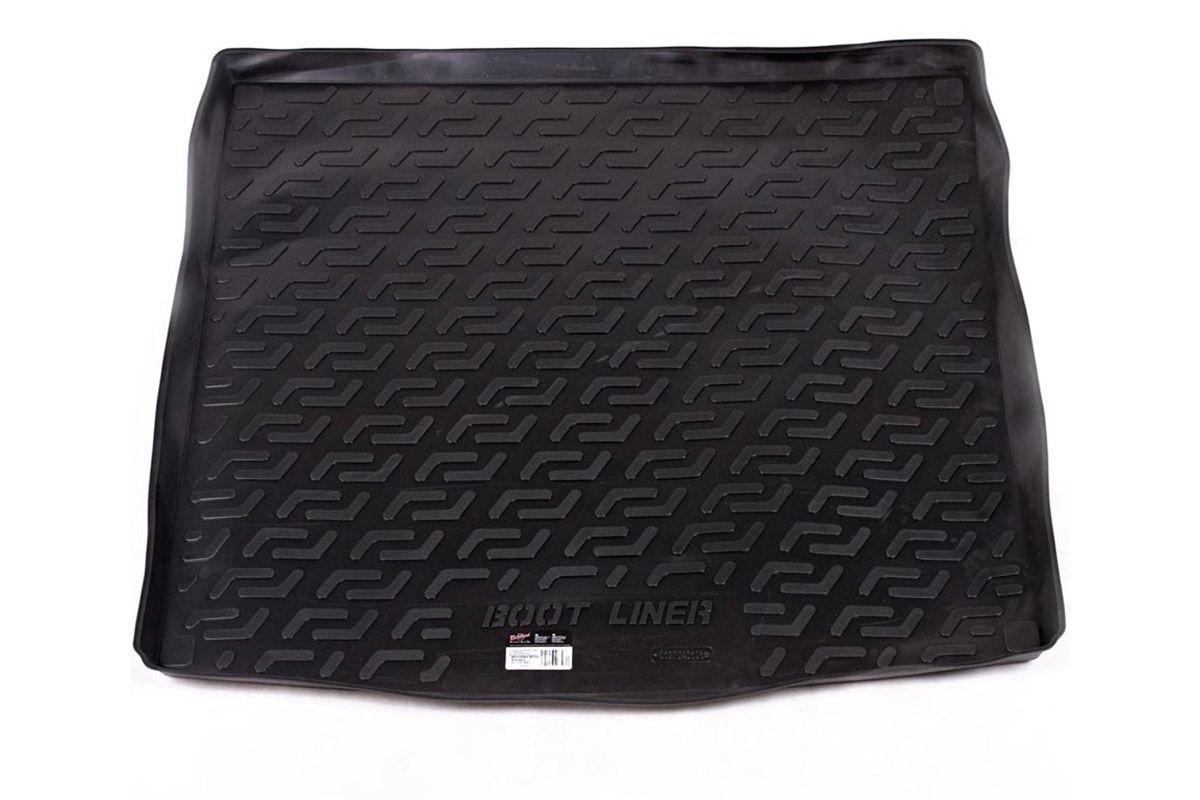 Коврик в багажник для Mercedes-Benz M (W164) (05-11) полиуретановый 127040101