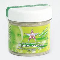 Крем-маска глубокого очищения с фукусом для лица