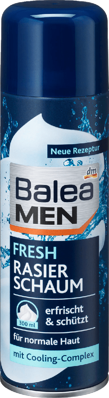 Пена для бритья Balea Men Fresh
