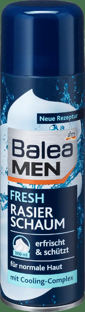Пена для бритья Balea Men Fresh, 300 ml. - фото 1