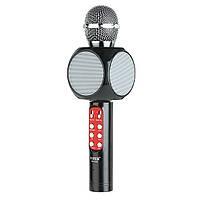Безпровідний Мікрофон Караоке WS-1816 в чохлі, фото 1