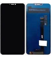 Дисплей (экран) для Asus ZenFone 5 (ZE620KL) + тачскрин, черный, оригинал