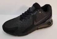 Кроссовки Nike Airmax 270 черные (реплика топ качества)