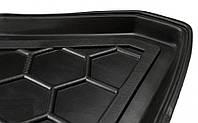 Полиуретановый коврик в багажник Great Wall Haval H9 (7 мест) 2014- (AVTO-GUMM)