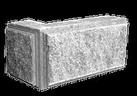 Блок Кутовий рваний камінь