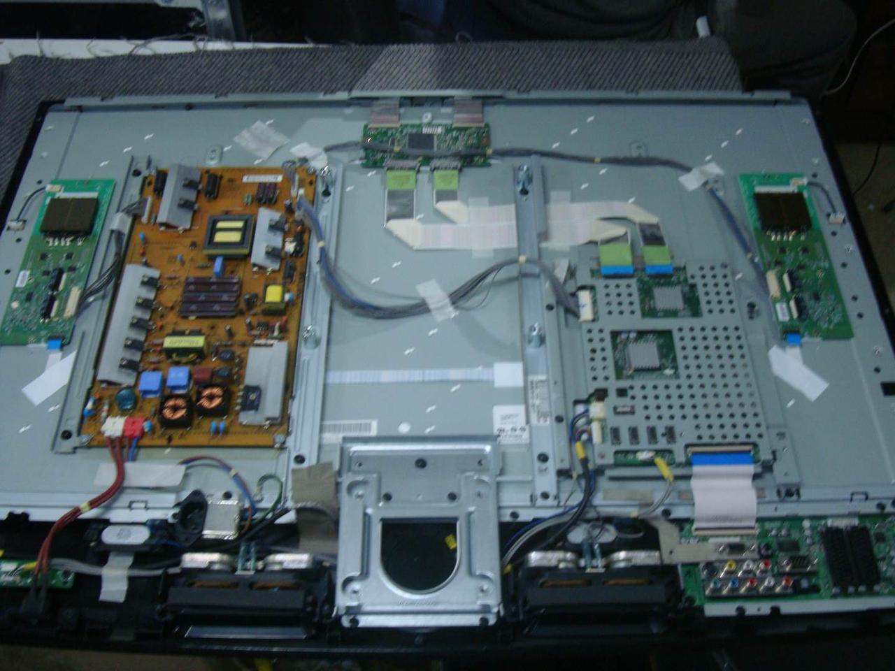 Запчасти к телевизору LG 37LH7000 (EAX55684502(1), EAY58476001, 6870C-0264B, 6632L-0539A, Eax58326902)