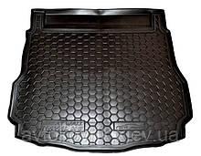 Пластиковый коврик в багажник Great Wall Haval H6 2011- (AVTO-GUMM)