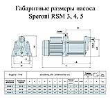 Автоматическая насосная станция Speroni RSM 4/20, фото 3