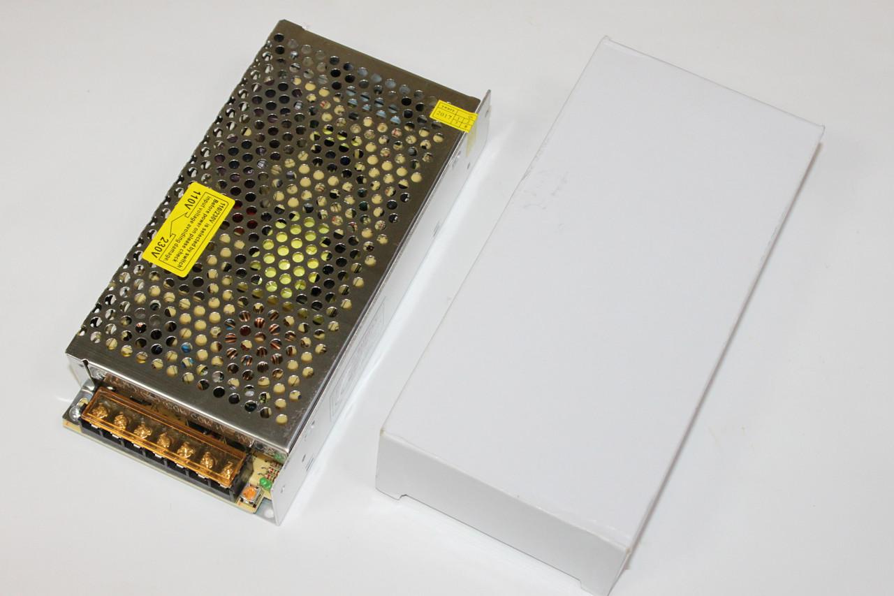 Блок питания 12V 10A (120W)