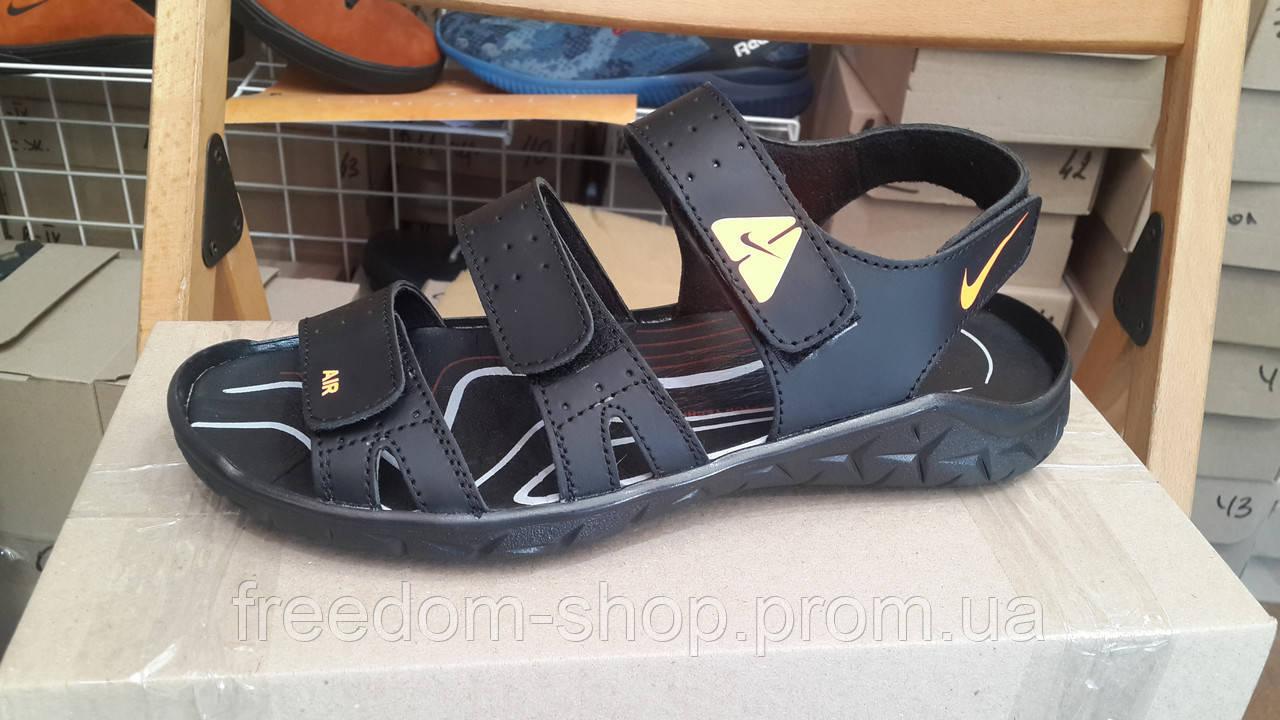 Мужские Кожаные Сандалии Nike. Украина — в Категории
