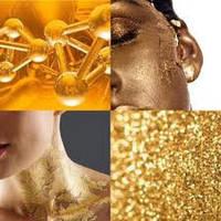 Золотая маска golden facial mask mineral, фото 1