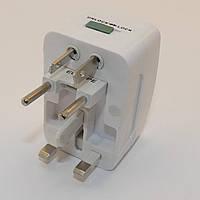 Универсальный электрический сетевой переходник 100V ~ 250V
