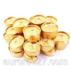"""Коробочка для кільця """"Овал золото 5,8 х 4,5 х 3,5 см"""""""
