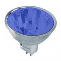 Лампа 12v - 50w  DELUX MR16 блак