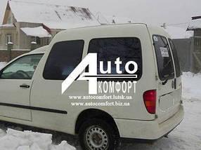 Задний салон, левое окно на автомобиль VW Caddy, Siat Inka (97-03) (Фольксваген Кадди, Сиат Инка 97-03)