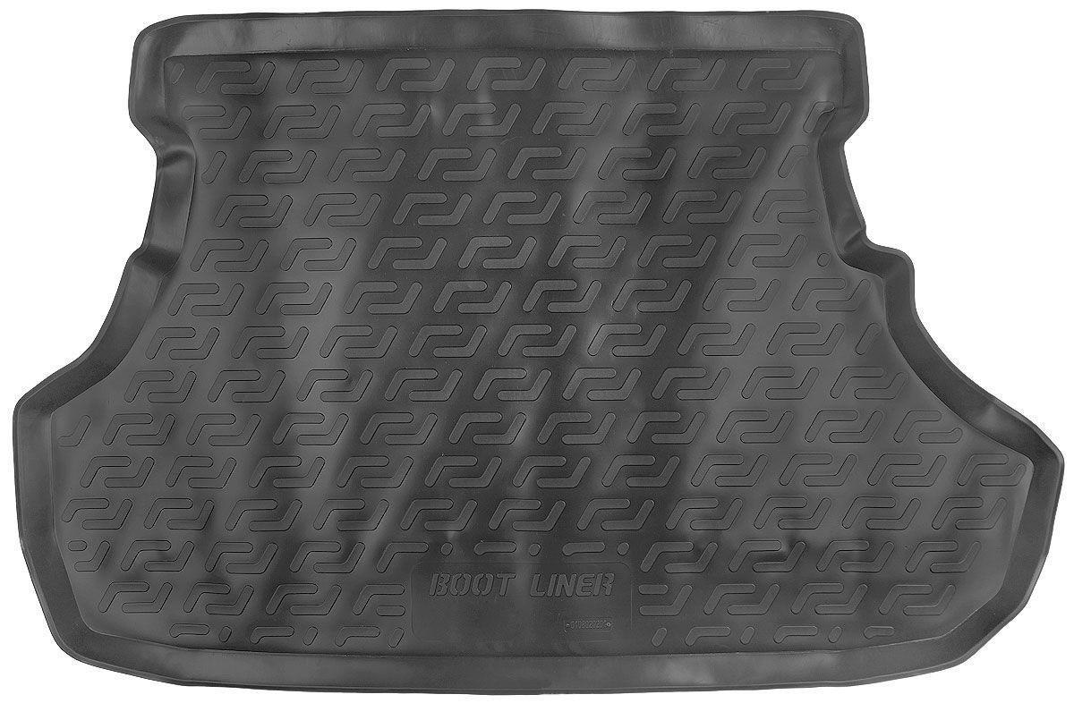 Коврик в багажник для Mitsubishi Lancer Х SD (07-) полиуретановый 108020201
