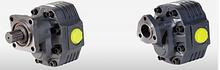 Шестеренчатый насос одностороннего направления 73л ISO/UNI серии 40 Hidromas
