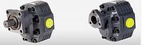 Шестеренчатый насос одностороннего направления 87л ISO/UNI серии 40  Hidromas