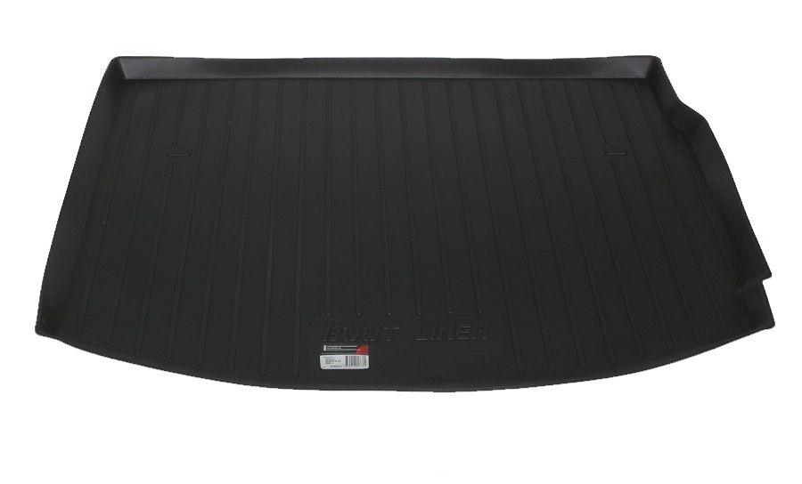 Килимок в багажник для Renault Megane III HB (08-) поліуретановий 106030201