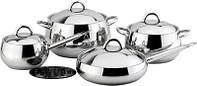 Набор посуды 9 предметов AURORA AU 516