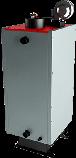 Твердотопливный котел MARTEN Comfort MС-24 кВт с автоматикой, фото 3