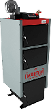 Твердотопливный котел MARTEN Comfort MС-24 кВт с автоматикой, фото 4