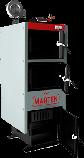 Твердотопливный котел MARTEN Comfort MС-24 кВт с автоматикой, фото 5