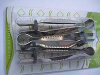 Набор щипцов для края торта из мастики 3шт.(код 00396), фото 1