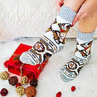 Жіночі шкарпетки із шерсті, фото 1