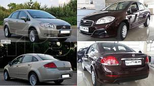 Кузовные запчасти для Fiat Linea 2007-