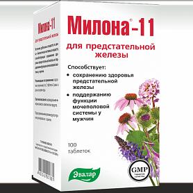 Милона-11 для предстательной железы