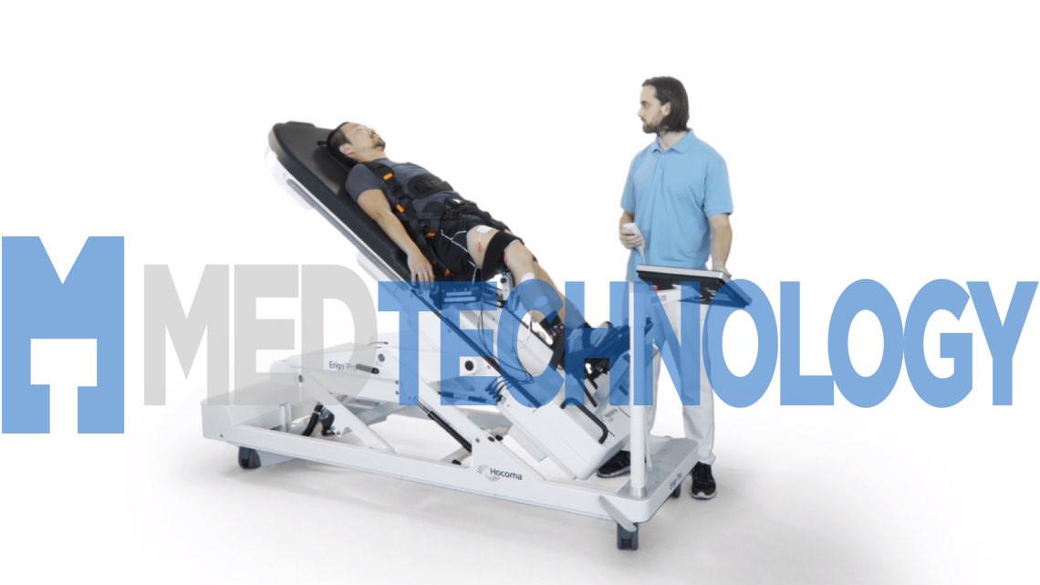 Erigo V4 Pro, стол-вертикализатор