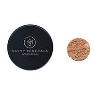Бронзирующая пудра Savvy Minerals Bronzer - Crowned all over Young Living