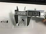 Закаленное защитное стекло для часов Samsung Galaxy Watch 46 mm (SM-R800), фото 2