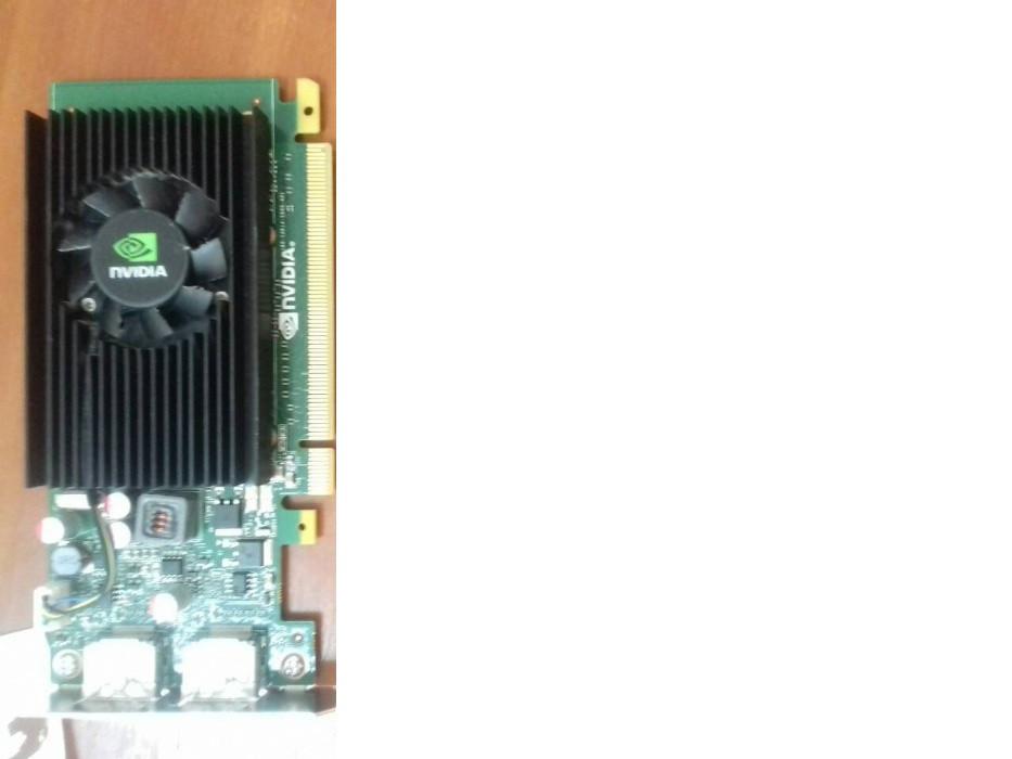 Низкопрофельная ВИДЕОКАРТА NVIDIA 310 512 МВ