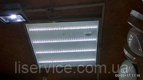 Ремкомплект LED стрічок 4х9W для светильников Opal / Prismatic 600х600 (комплект на 1 светильник), фото 2