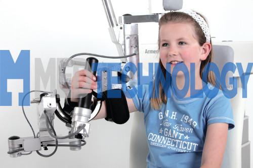 ArmeoSpring Pediatric, реабилитационный комплекс для функциональной терапии