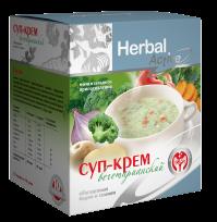 """Суп-крем """"Вегетарианский"""",  10 порций (обогащенный витаминам, моментального приготовления)"""