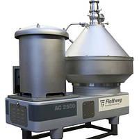 Центробежный сепаратор для пищевой промышленности AC-SERIES Flottweg SE