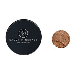 Бронзирующая пудра Savvy Minerals Bronzer - Summer Loved Young Living