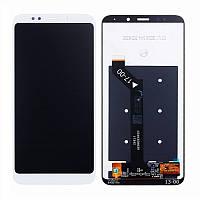 Дисплей Xiaomi Redmi 5 з тачскріном (White)